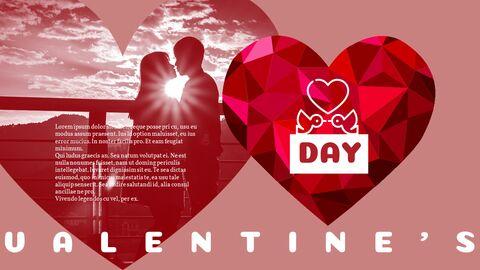 발렌타인 데이 사랑 PPT 파워포인트_14