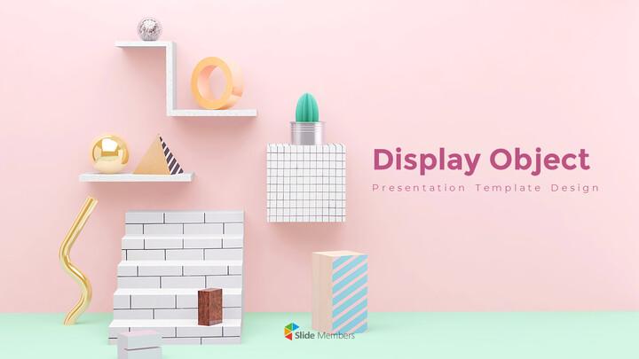 Display Object Theme Presentation Templates_01