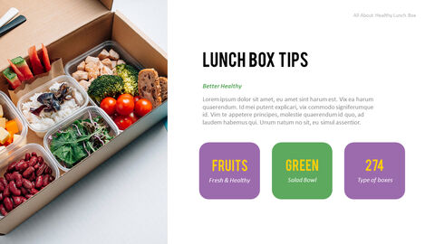 Easy tips for lunch box planning Business plan Templates PPT_04