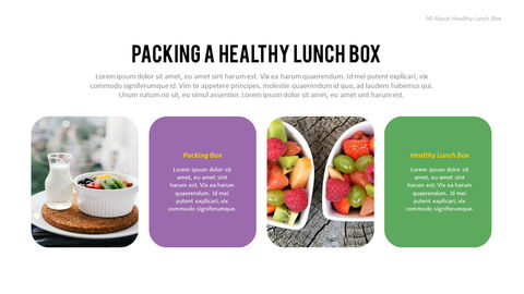 Easy tips for lunch box planning Business plan Templates PPT_05