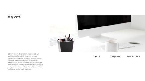 홈 인테리어 심플한 파워포인트 템플릿 디자인_03