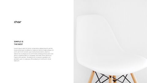 홈 인테리어 심플한 파워포인트 템플릿 디자인_12