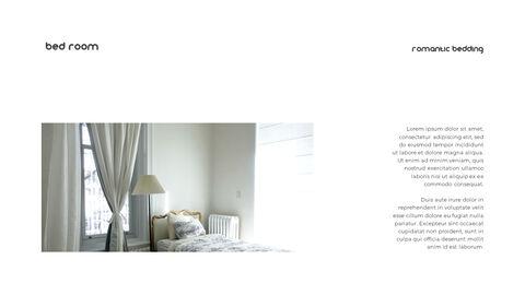 홈 인테리어 심플한 파워포인트 템플릿 디자인_19
