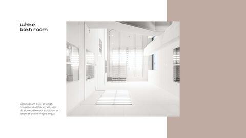홈 인테리어 심플한 파워포인트 템플릿 디자인_20