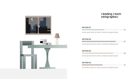 홈 인테리어 심플한 파워포인트 템플릿 디자인_32