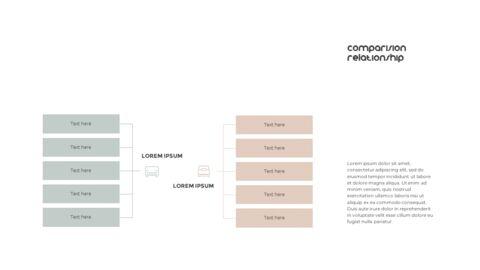 홈 인테리어 심플한 파워포인트 템플릿 디자인_36