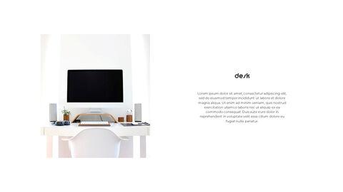 홈 인테리어 심플한 파워포인트 템플릿 디자인_37