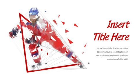 Ice Hockey PPT Business_04