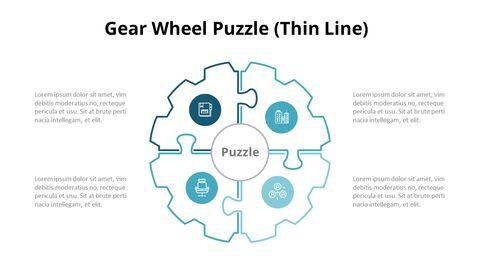 4 단계 원형 퍼즐 다이어그램_06
