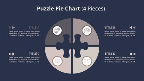 4 단계 원형 퍼즐 다이어그램_17