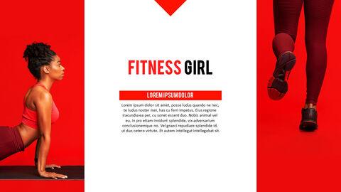 Fitness Girl Business Presentations_04