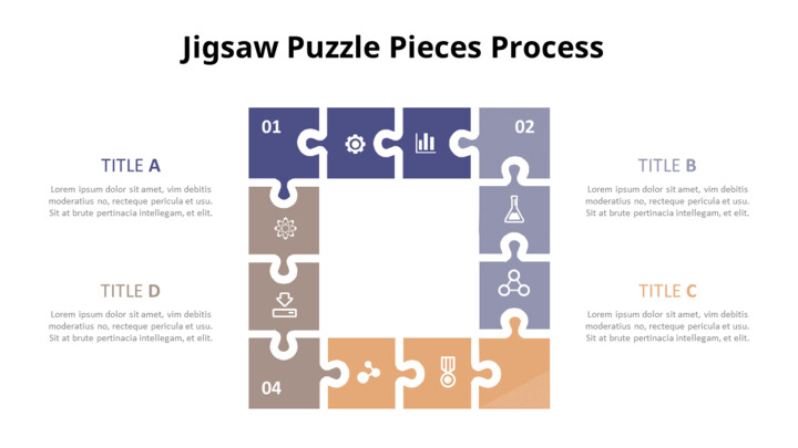 Square Jigsaw Puzzles Diagram_01