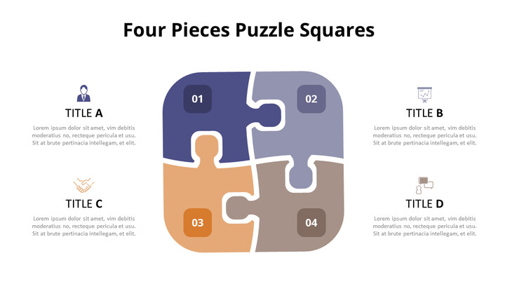 Square Jigsaw Puzzles Diagram_02