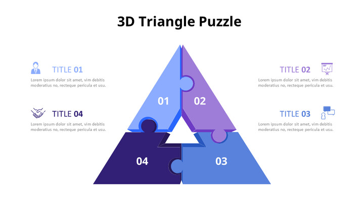 Triangle and House Shaped Puzzle Diagram_01