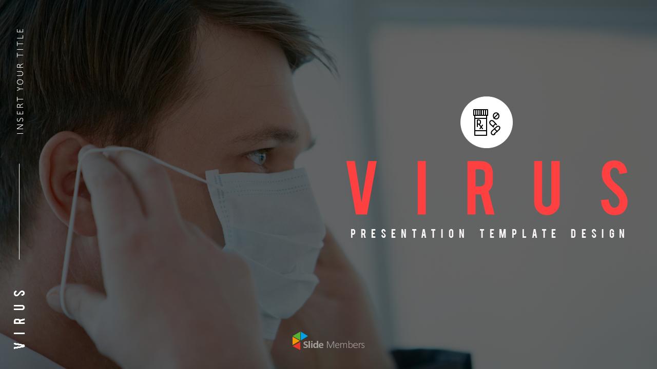 Virus Best Powerpoint Templates