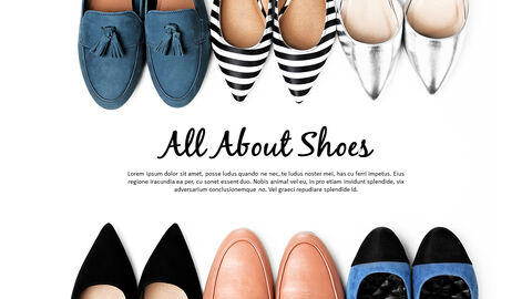 All About Shoes Best PPT Templates_02