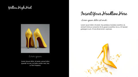 All About Shoes Best PPT Templates_03