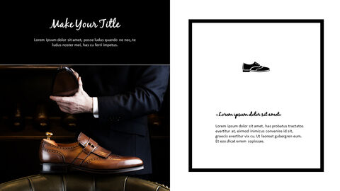 All About Shoes Best PPT Templates_05