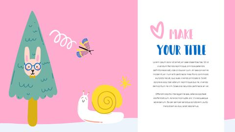 Be Happy Childrens PowerPoint Business Templates_02