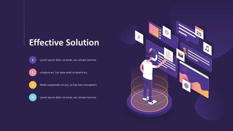 사업 보고서 디자인 마케팅용 프레젠테이션 PPT_02