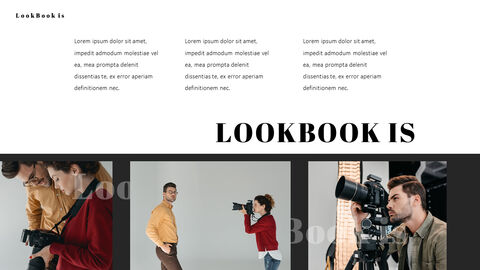 Fashion Studio Presentation PowerPoint Templates Design_03