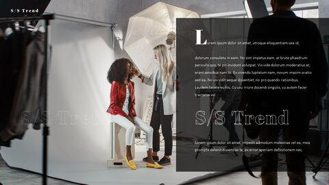 Fashion Studio Presentation PowerPoint Templates Design_05