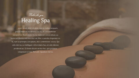 Healing Spa Best PPT Templates_02