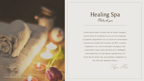 Healing Spa Best PPT Templates_03