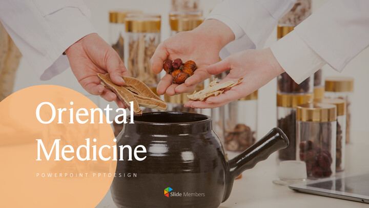 Oriental Medicine PowerPoint Presentation PPT_01