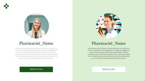 약국 및 약사 파워포인트 슬라이드 디자인_03