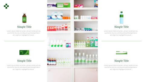 약국 및 약사 파워포인트 슬라이드 디자인_04