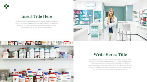 약국 및 약사 파워포인트 슬라이드 디자인_05