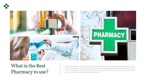 약국 및 약사 파워포인트 슬라이드 디자인_08