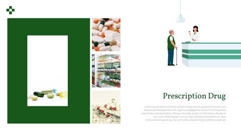 약국 및 약사 파워포인트 슬라이드 디자인_09