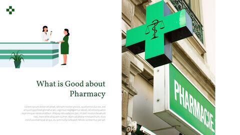 약국 및 약사 파워포인트 슬라이드 디자인_10