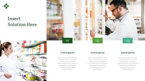 약국 및 약사 파워포인트 슬라이드 디자인_12