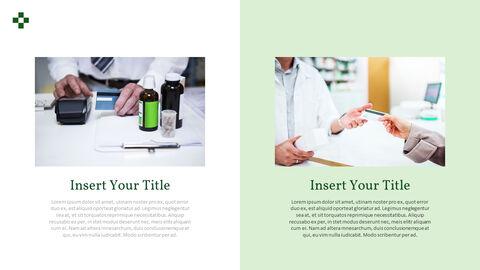 약국 및 약사 파워포인트 슬라이드 디자인_17