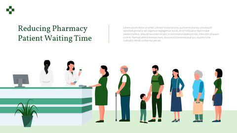 약국 및 약사 파워포인트 슬라이드 디자인_19
