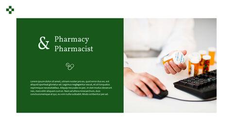 약국 및 약사 파워포인트 슬라이드 디자인_22