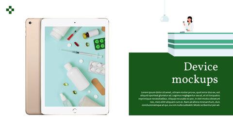 약국 및 약사 파워포인트 슬라이드 디자인_40