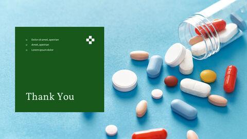 약국 및 약사 파워포인트 슬라이드 디자인_41
