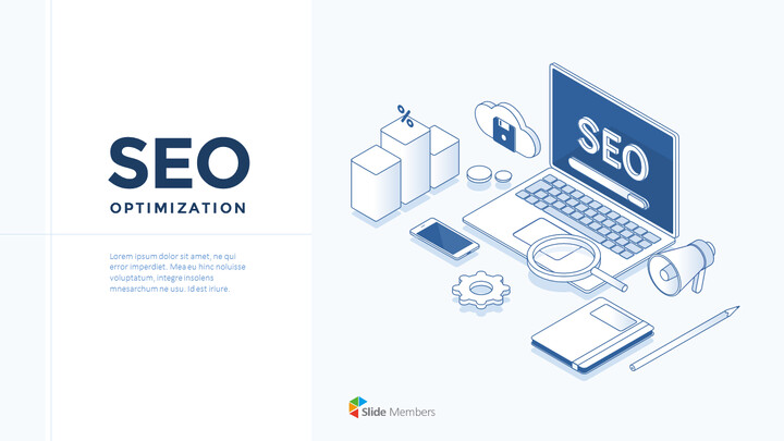 SEO Optimization Presentation PowerPoint Business Templates_01
