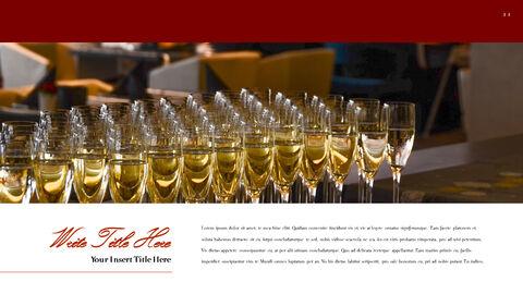 와인 파티 프리젠테이션 피피티_12