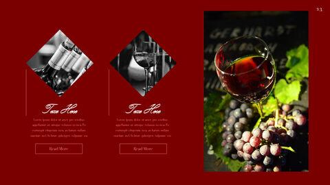 와인 파티 프리젠테이션 피피티_24