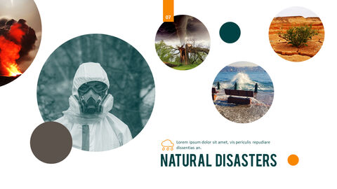 Natural Disasters PPT Background Images_03