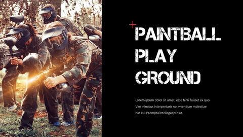 서바이벌 게임 베스트 PPT 템플릿_09