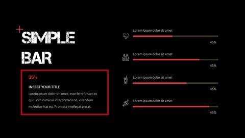 서바이벌 게임 베스트 PPT 템플릿_36