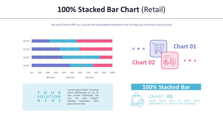 100% Stacked Bar Chart (Retail)_01