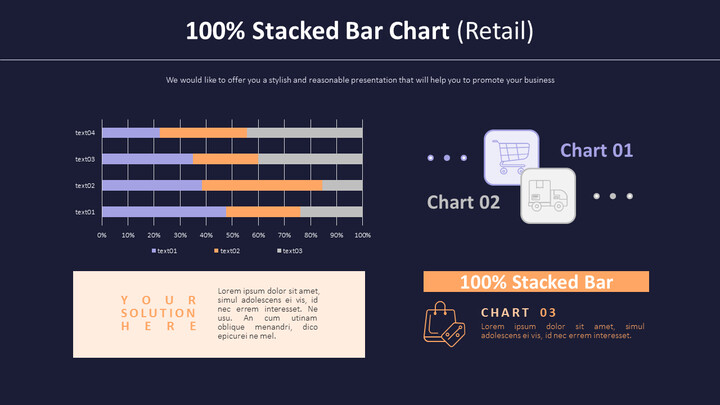 100% Stacked Bar Chart (Retail)_02