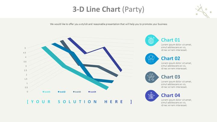 3-D Line Chart (Party)_01